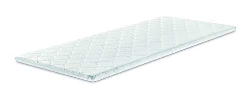 Traumnacht orthopädischer Matratzentopper, mit einem bequemem Komfortschaumkern, 90 x 200 cm